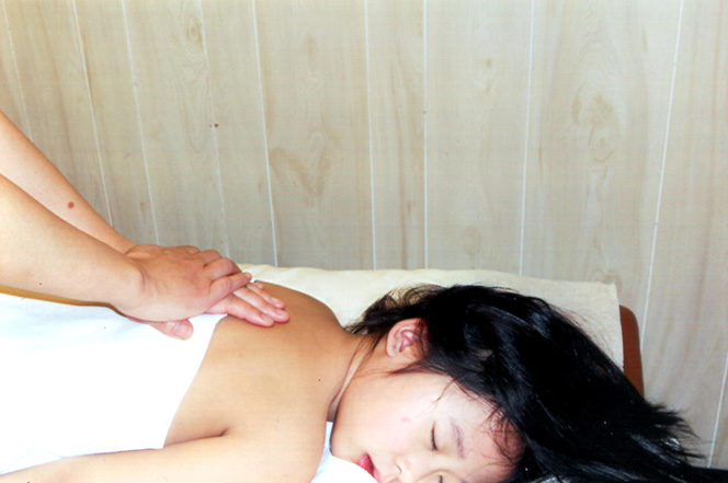 Children Massage Therapy